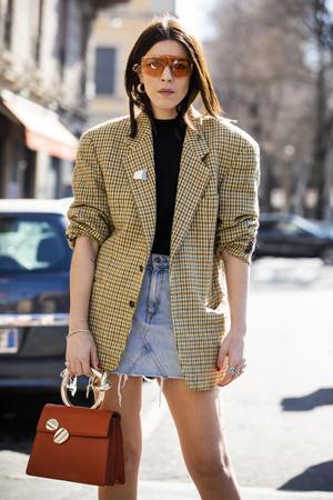 Фото №7 - С чем носить мини-юбки: 8 стильных сочетаний на любой случай