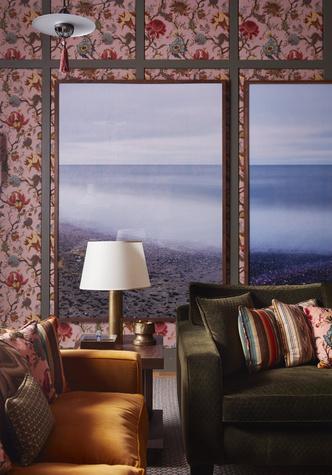 Фото №14 - Дом в Лондоне в эклектичном стиле