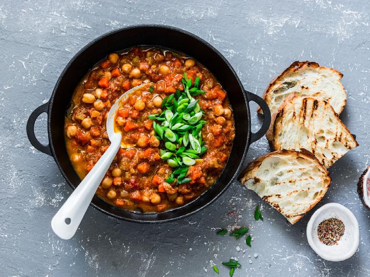 Фото №5 - Блюда из нута: 3 рецепта, которые понравятся всем