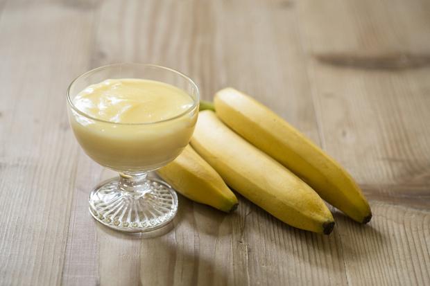 Банановый мусс рецепт, фото