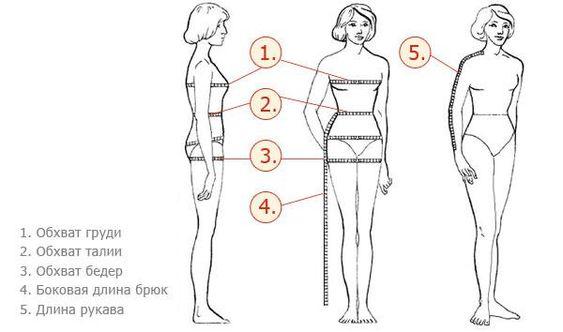 Фото №1 - Вопрос дня: как узнать свой размер одежды