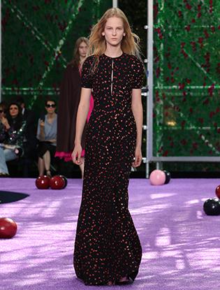 Фото №9 - Неделя Высокой моды в Париже: Dior Couture AW2015/16