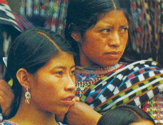 Фото №1 - В Гватемалу с черного хода