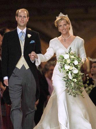 Фото №2 - Почему брак принца Эдварда оказался самым крепким среди браков детей Королевы