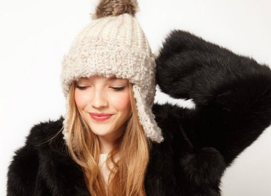 Фото №1 - Модная зима – 2013: теплые аксессуары
