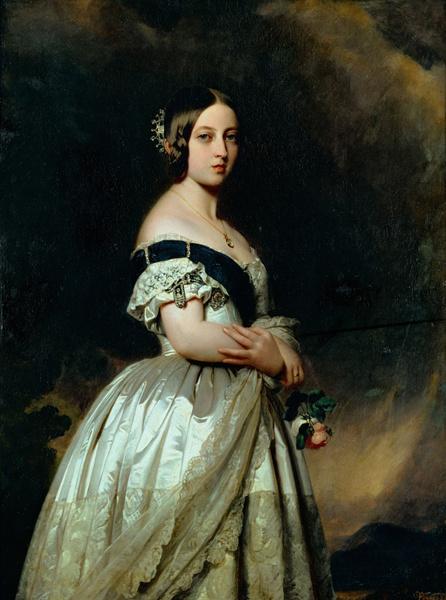 Королева Виктория