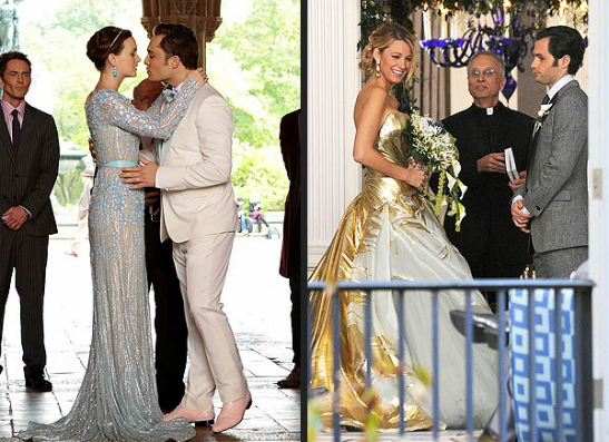 Фото №2 - Последняя серия «Сплетницы»: две свадьбы