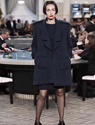 Фото №19 - Неделя Высокой моды в Париже: Chanel FW2015/16