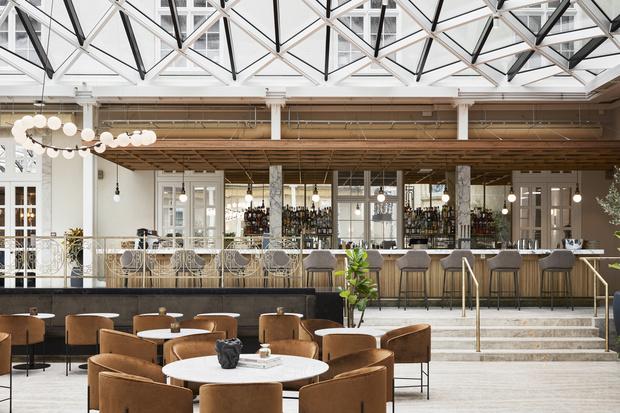 Фото №10 - Дизайн-отель в здании главпочтамта в Копенгагене