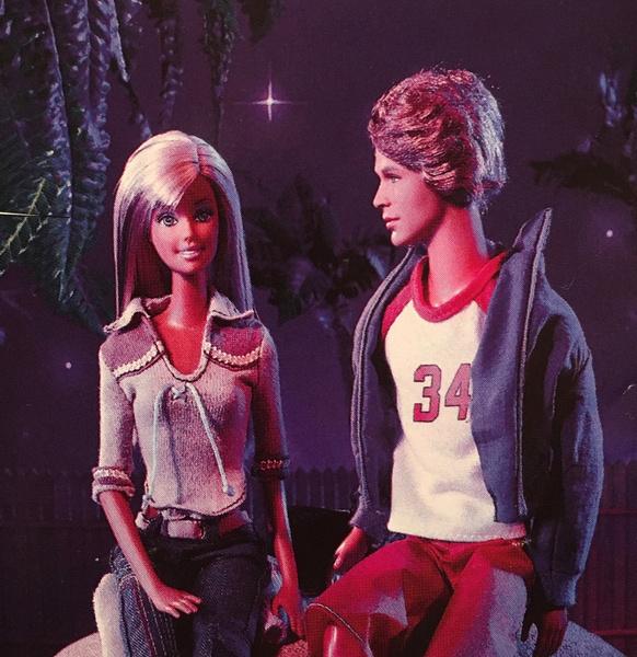 Фото №11 - Это вам не игрушки: захватывающая история любви Барби и Кена