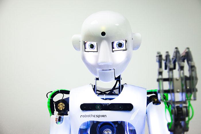 Фото №1 - На ВДНХ поселятся самые известные роботы мира