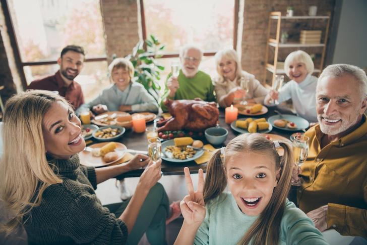 как ужиться с родственниками мужа в одном доме