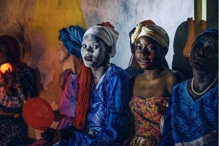 Фото №10 - Владычицы ночи: секретный ритуал Бвити в Габоне