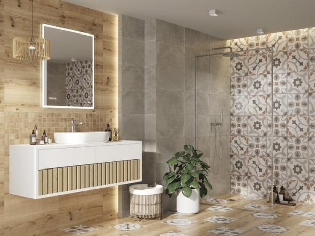 Фото №6 - Интерьер ванной как с обложки: идеи и решения