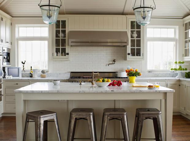 Фото №4 - Как правильно обустроить большую кухню