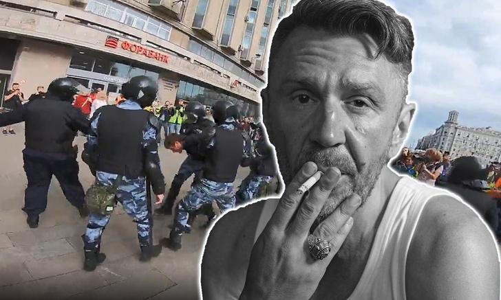 Фото №1 - Сергей Шнуров написал стихотворение о приговоре Павлу Устинову