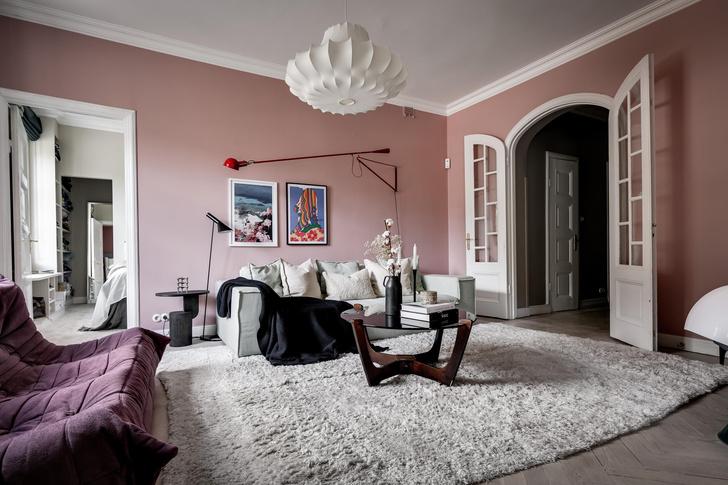 Фото №1 - Квартира шведского модного блогера Марго Дитц