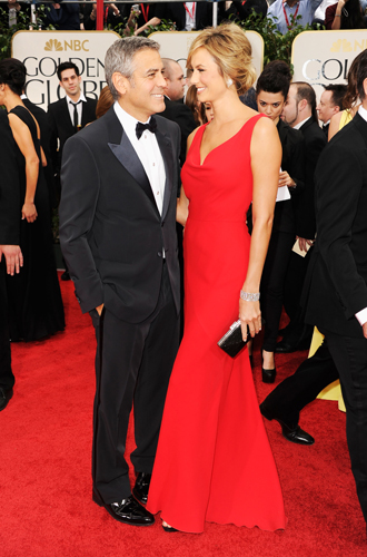 Фото №2 - Джордж и Амаль Клуни: история любви