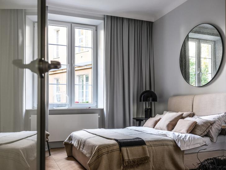 Фото №6 - 7 полезных советов для маленькой спальни