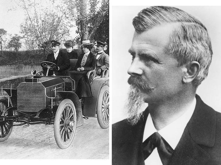 Фото №1 - 4 интересных факта о Вильгельме Майбахе, создателе первого автомобиля Mercedes