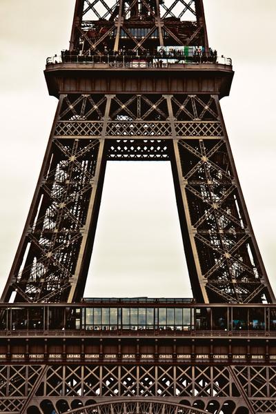Эйфелева башня в Париже факты, фото