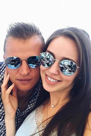 Тарасов выбрал в жены модель