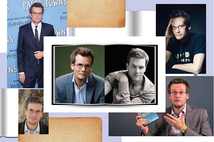Фото №1 - 10 самых симпатичных писателей