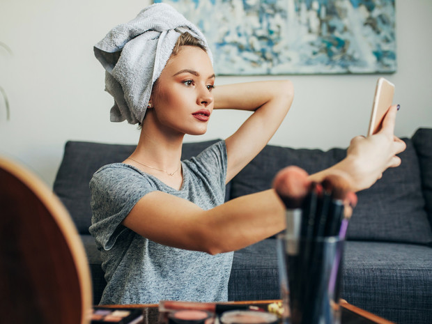 Фото №1 - 2016 против 2021: Разбираем, как поменялся макияж за последние пять лет
