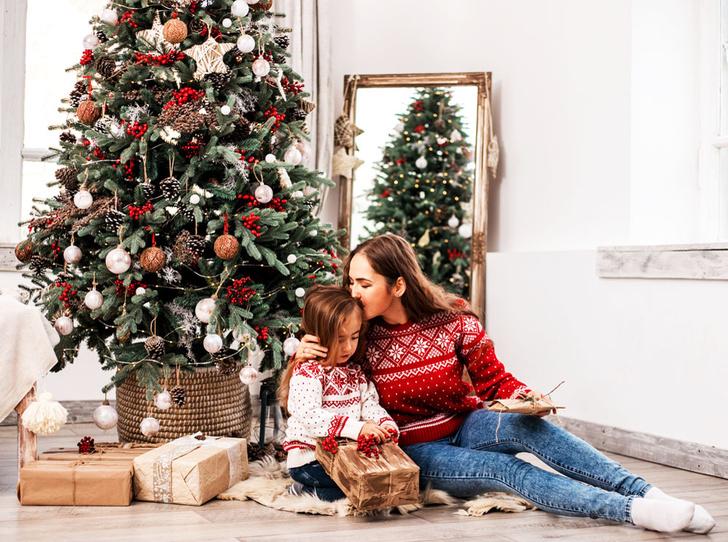 Фото №1 - Как выбрать елку на Новый год?