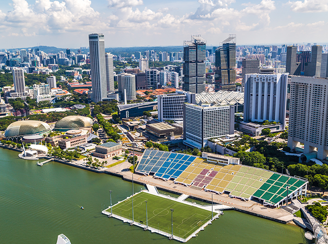 Фото №2 - Выиграйте путешествие на двоих в Сингапур!
