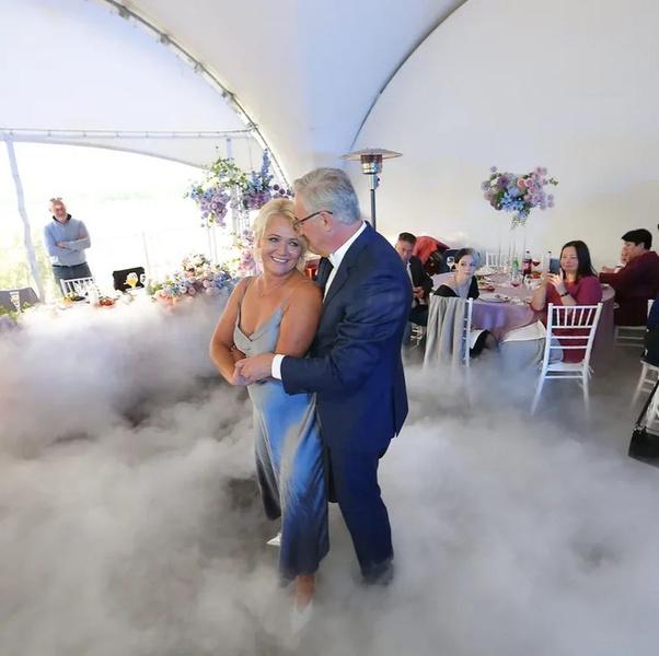 Фото №3 - Леди-босс мира подгузников и мать звезды: что мы знаем о новой супруге Андрея Норкина