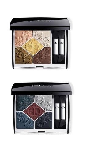 Фото №3 - Зимняя сказка: Dior представляет праздничную коллекцию макияжа Golden Nights