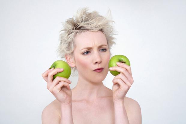 Интуитивное питание, как похудеть без вреда для здоровья