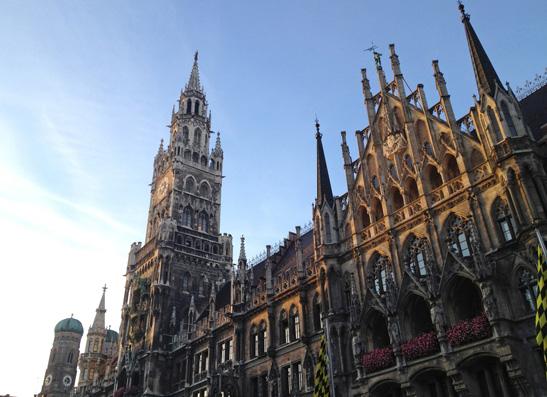 Фото №1 - Мюнхен для гурманов