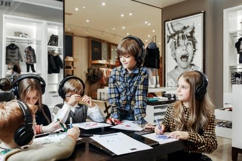 Фото №2 - «Обратная сторона вещей» в ДЛТ: первый в России аудиоспектакль-променад для детей