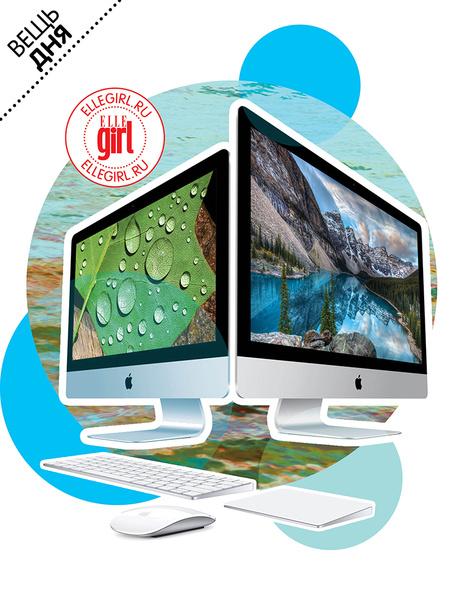 27-дюймовый iMac с дисплеем Retina 5K / 21,5-дюймовый iMac с дисплеем Retina 4K