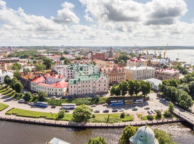 Фото №6 - 12 мест в России, которые напомнят вам о Европе, Америке и Азии