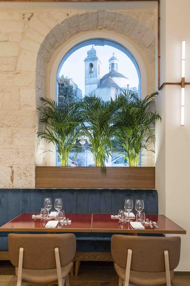 Фото №5 - Ресторан на месте старой электростанции в Италии