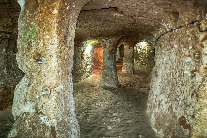 Фото №2 - Глубже и шире: подземные города современности