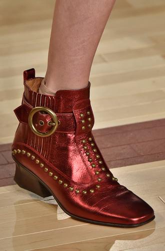 Фото №63 - Самая модная обувь сезона осень-зима 16/17, часть 2