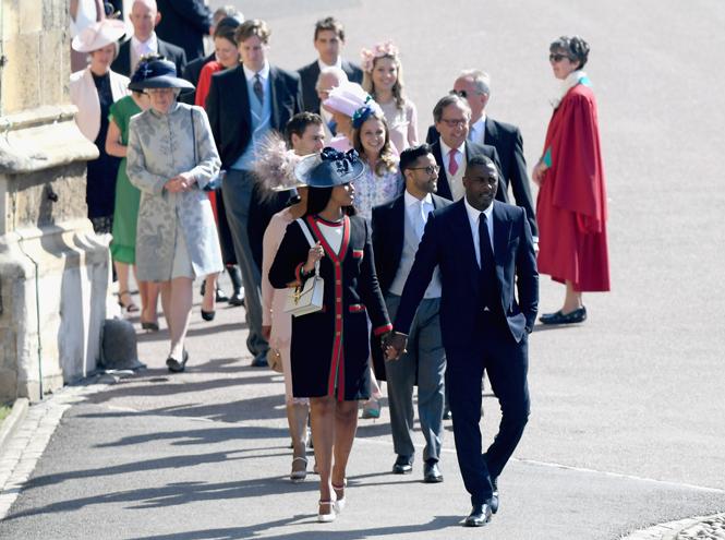 Фото №9 - Свадьба Меган Маркл и принца Гарри: как это было (видео, фото, комментарии)