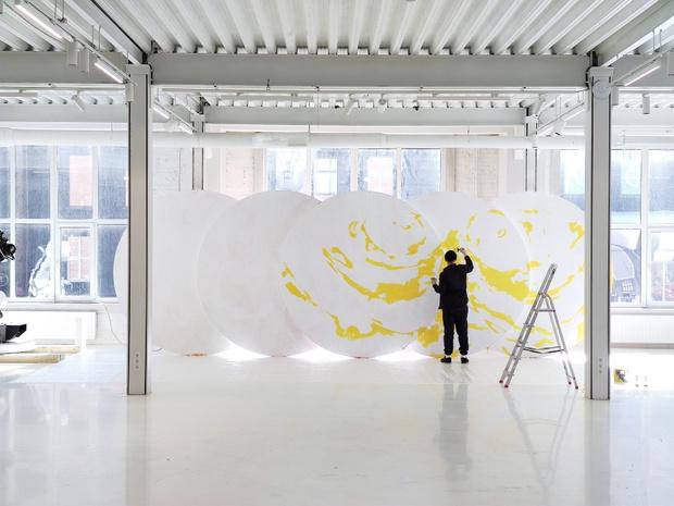 Фото №3 - Смартфон Xiaomi и художник Андрей Бергер запускают онлайн-проект