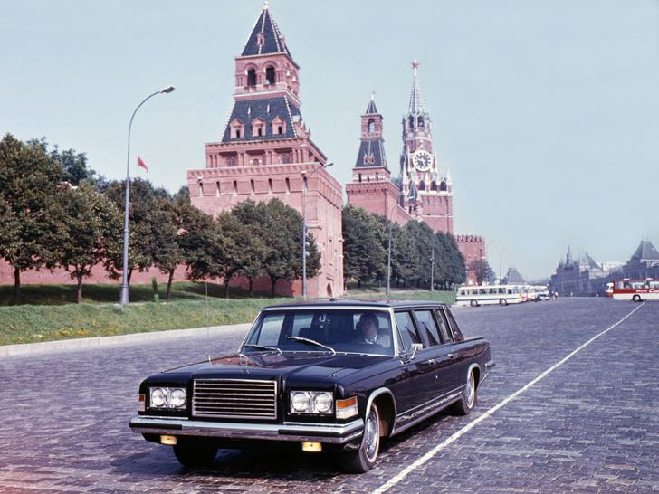 Фото №9 - 18 прозвищ автомобилей из СССР