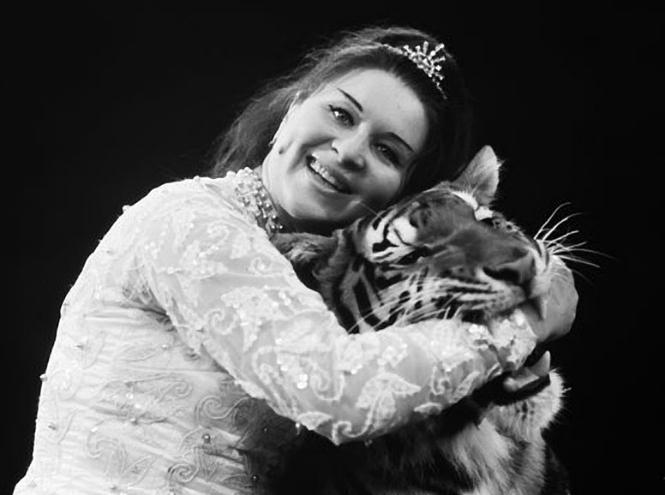 Фото №10 - Маргарита Назарова: звездный час, «итальянский» брак и одинокая смерть королевы тигров