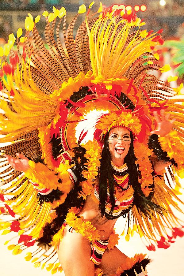 Фото №8 - Бразильский ген веселья
