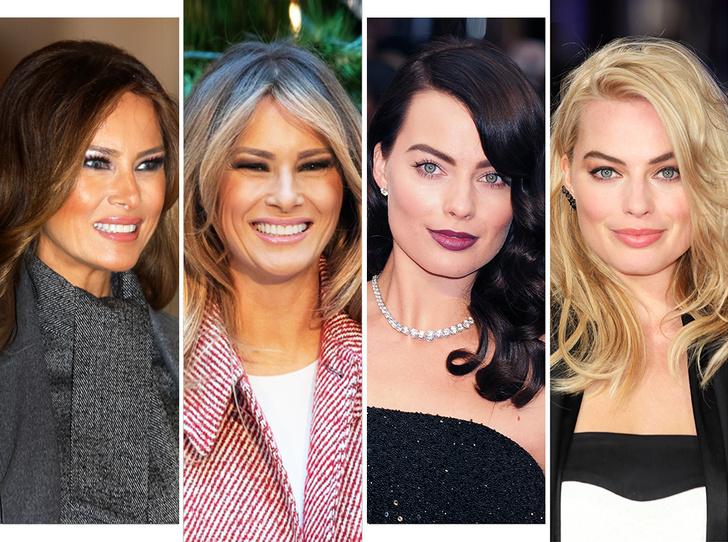 Фото №1 - Блондинка или брюнетка: 30 звездных примеров, чтобы вдохновиться или одуматься
