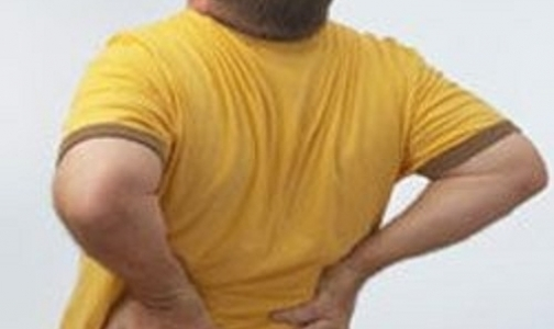 Фото №1 - Болит спина? Бросай курить