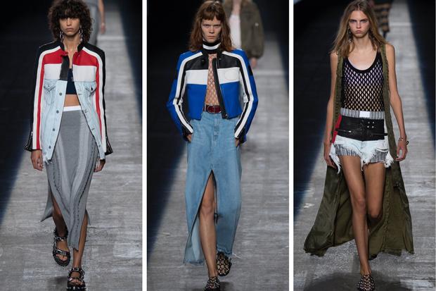 Фото №4 - Лучшие показы на Неделе моды в Нью-Йорке