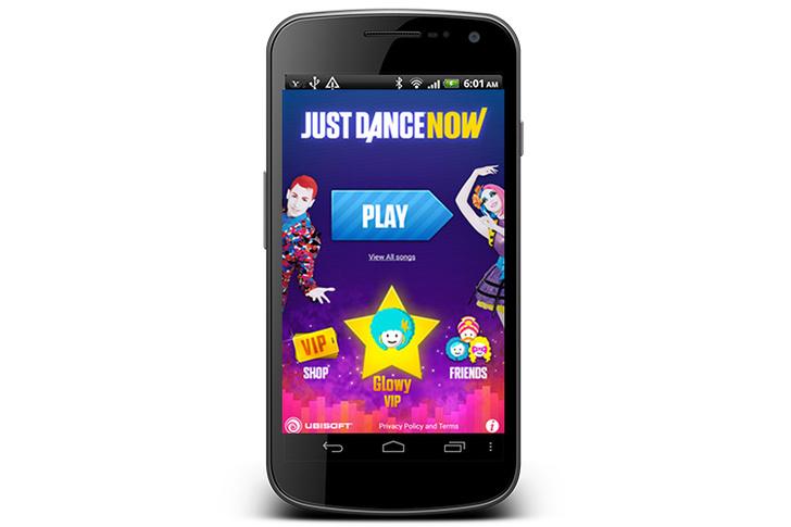 Just Dance Now приложение