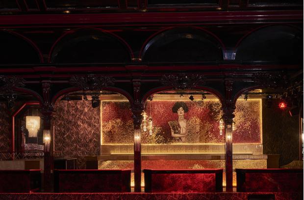 Фото №9 - Обновленный интерьер кабаре Le Paradis Latin в Париже